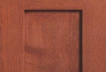 Custom Cabinet Doors / Kountry Kraft custom wood cabinetry offers hundreds of combinations of custom cabinet door styles and finishes to fit your personal tastes. Choose from a wide range of traditional, transitional and contemporary styled doors to fit your current décor or make your own statement. http://www.kountrykraft.com/