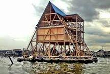 Pavillon Temporary Interculture Architecture