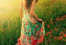 Wandering beauty