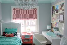 My girls' bedrooms / by Bonnie Annis