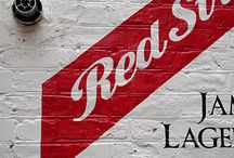 Painted signs / by Tristan Poulter