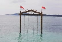 Gili Islands / Gili Islands, Gili Air, Gili Trawangan, Gili Meno, Indonesia, Bali, travel tips