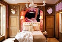 Bedroom Ba-nan-as / by Abi Ruth Martin