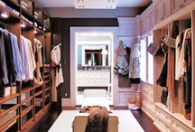 Closet Space / by Emily McGill
