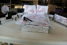home made doll house furnisher