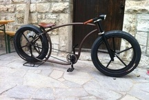 Cruiser bike bicycle