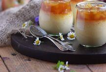 Glasdesserts / Leckere Desserts im Glas und aus dem Glas