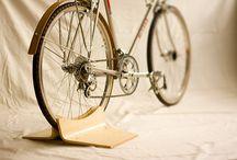 bike stands & storage