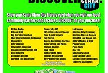 Discover Santa Clara / by Santa Clara City Library