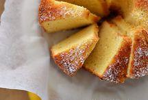 torte arancia limone