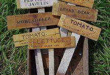 Etichette/Garden Labels
