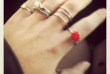 Rings Style ... / Today i shopped these rings to Hot Ice Ponte San Giovanni ( PG) Italy ...