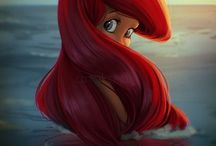 Ariel....a knucklehead of a girl / by Tami Stapp