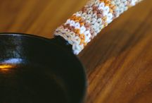 Crochet - Hot Pan Handle Covers