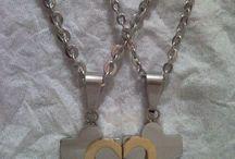 Titanium Necklaces - Silvblue / Ayo diorder kalung titaniumnya. Numpung masih ada lho :)