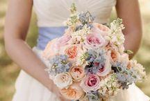 Mariage fleurs / bouquet