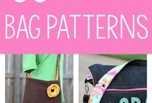 Bags patterns & tuts