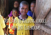 """""""The Shule Way"""" / Every child deserves an education, and in Africa, 5 million children are not given that chance to transform their lives. Shule foundation is changing that!"""