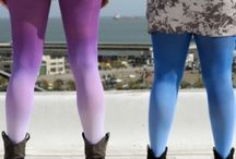 Legging, Tights, Leg Warmers / by Jess Jacobs
