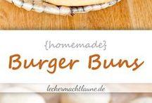 Burger +buns