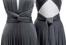 Wrap kjoler