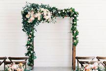 Ceremony Decor & Flowers