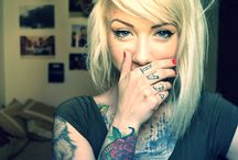 Tattoos / An inked skin is a beautiful skin!