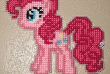 Ponies! / Ponies that are for sale at my store!  http://www.etsy.com/shop/CherylsStitchShop