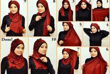 Hijab / Hijab Tutorial
