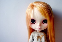 "My custom Blythe Doll "" Julie"""