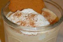 Creative ways to Pumpkin Pie! / by Michelle Kay