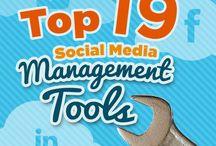 Social Media, Organization, Tools