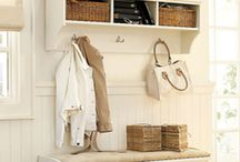 hall and porch storage ideas