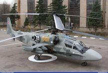 KA-52 ALLIGATOR. HELICOPTER
