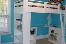Laney's room / by Bridgette Dougherty