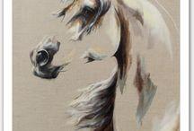 Tendre cheval