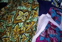 WaxinDeco - Les coulisses / African deco - Decoration ethnique - Les coulisses : linge de maison en tissu africain wax, pour une décoration d'intérieur atypique
