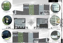 Láminas arquitectura