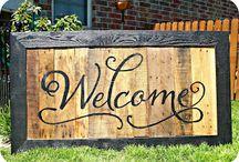 Welcome borden