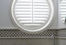 Special Shape Shutters / S:CRAFT made-to-measure special shape window shutters offer the perfect compliment to a wide range of shaped windows and doors including arches, port holes, circles, half circles, triangles, octagons, ovals, ellipses and many more shapes including shutters for Gable Ends. Luckily, S:CRAFT can provide wide range of bespoke shutter solutions to fit just about any window, door or room divider no matter the size, shape, or complexity.