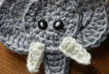hæk. elefant (lille)