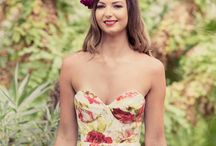 Flora from the Dove Collection by Amy Mair Couture...
