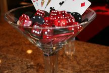 Moms birthday Party / Casino Theme birthday party / by Tiffany Nicole