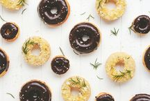 stylized food