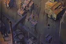 animation streets concepts