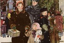 Старые советские открытки