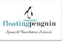 Floating Penguin | Spanish Translation Services