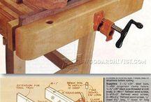 klem kayu besar