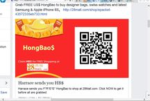 FREE HongBao Lucky Money GiveAway / Free shopping with HongBao. Grab yours today at www.28Mall.com