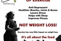 exercise & food motivation